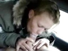 Cocksucker in a catch car and a catch fatherland