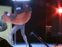 This live-in lover banged by stripper